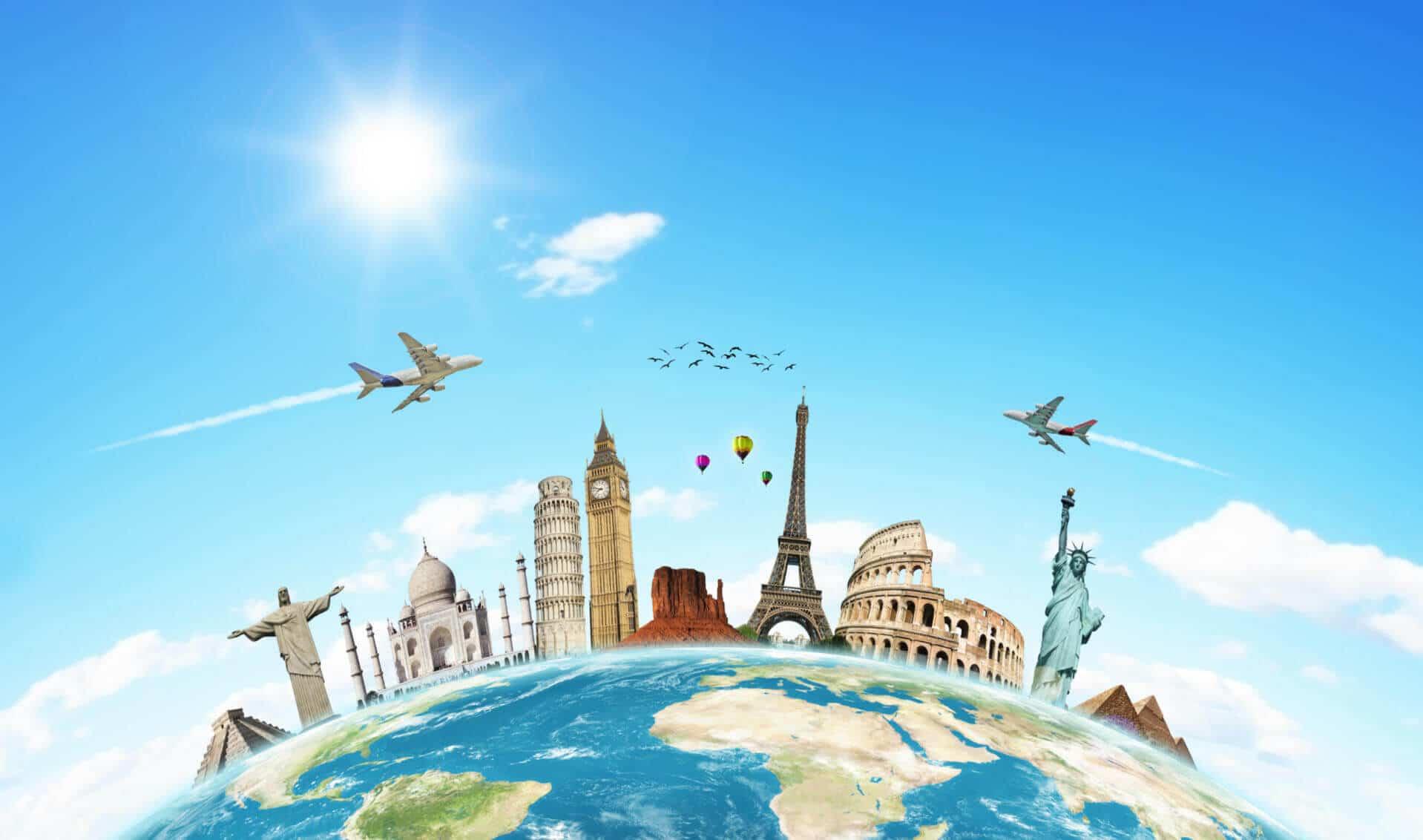 Les meilleures destinations de voyage
